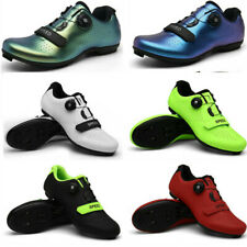 Professional Road Bicycle Shoes Men Self-Locking Cycling Shoes Racing Bike Shoes