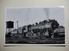 USA1066 - UNION PACIFIC RAILROAD - STEAM LOCOMOTIVE No283 Photo Postcard USA