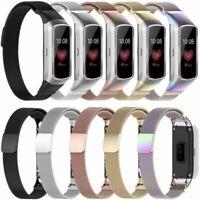 Für Samsung Galaxy Fit SM-R370 Uhr Watch Milanese Edelstahl Armband Uhrenarmband