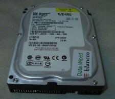 """40GB Western Digital WD400EB-75CPF0 DCM:HSBANV2A 3.5"""" IDE Hard Drive 02K044"""