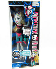 Monster High Doll Dead Tired Lagoona Blue ~ Daughter of The Sea Monster