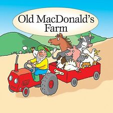Old MacDonald's Farm New & Sealed CD Childrens Infants Kids