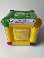 Embryonics Munchkin Mozart Music Magic Cube Musical Infant Toy