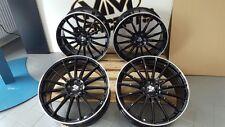 17 Zoll UA4 Felgen für Mercedes A B C CL CLA Klasse W176 A250 W212 GLK AMG GLA