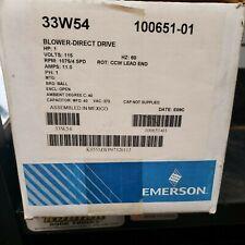 Lennox 33W54 Armstrong Ducane 1 HP 115V DD Blower Motor-33W5401-603467-01