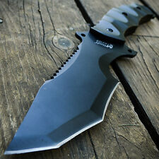 """13"""" RAMBO TACTICAL Combat Survival FIXED BLADE KNIFE Machete Bowie Sword"""