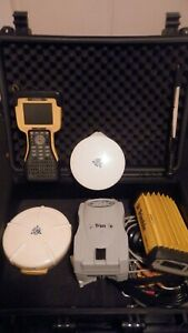 Trimble 5800 / R5 base & rover RTK GPS system w/ TSC2 + Trimmark 3 450-470MHz