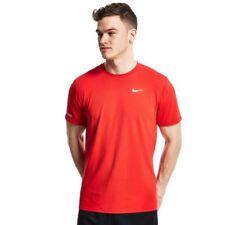 c56e4a8f62d14 Nike Camiseta Gimnasio Deportes Algodón Crew Jogging Informal TALLA CH M G  EG