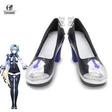 Genshin Impact Eula Cosplay Shoes Eula High Heels Shoes For Women Halloween Shoe