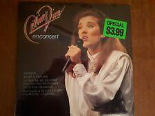 Celine Dion Early Career Vinyl Album - Celine Dion En concert