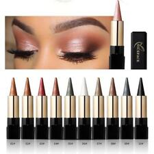 Shimmer Eyeshadow Pen Waterproof Metallic Eye Brighten Contour Shadow Stick 1 Pc