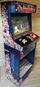 Arcade machine full size 2 player 80s 90s street fighter Tekken pacman 4230 game