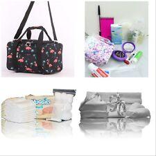 Luxury Flamingo pre-packed hospital/maternity bag mum & newborn baby shower