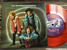 JIMI HENDRIX CAN YOU PLEASE CRAWL OUT... RED VINYL PICTURE SLEEVE 45~UNPLAYED