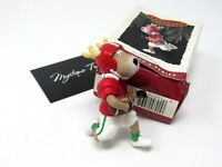 Hallmark Keepsake Reindeer Champs Blitzen 8th in Series Football 1993 Ornament