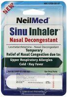 NeilMed Sinu Inhaler Nasal Decongestant 0.007 oz (Pack of 2)