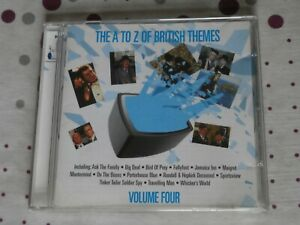 The A-Z of British Themes - volume four (4) - TV Themes - CD