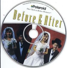 One Click To Better Pictures -Polaroid's Before & After Image Improvement CD