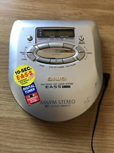 Aiwa XP-R100  Compact Disc Player Spares and repairs