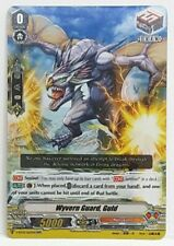Bushiroad Cardfight!! Vanguard Wyvern Guard, Guld V-BT03/025EN RR Near Mint