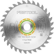 Festool Feinzahn-Sägeblatt 160x1,8x20 W32 für HK 55 / HKC 55 - 500459