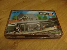 L50 BNIB Faller Model Kit B-192 - Platform for all Track Types H0