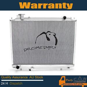 Full Aluminum Radiator For Ford Courier / Ranger Mazda Bravo / BT50 96-11 Manual