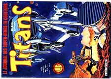 BD TTBE : TITANS N° 52 (A)