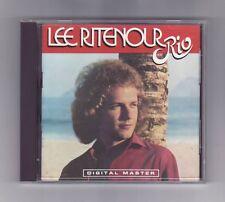 (CD) LEE RITENOUR - Rio / Japan Disc / GRP-D-9524