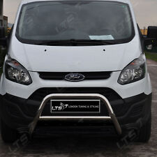 FORD Transit Tourneo Custom Chrome spingere a-BAR BULL BAR 2012 in Poi W K