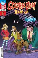 SCOOBY-DOO TEAM-UP #36   DC COMICS 1ST PRINT COVER A ANGEL APE