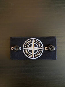 Stone Island Badge GLOW IN THE DARK  [Toppa + Bottoni] BADGE STONE ISLAND PATCH