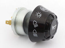 Ref: 64570 - Rotary Light Switch With Horn Push