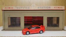 1:43 1/43 Diecast Mitsubishi Evolution VI ( 6 ) Red Model Car