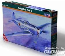 Yakovlev YAK-3 Normandie-Niemen Pologne Soviet Yougoslavie 1:72 modèle-kit kit