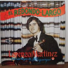El Redondo-Largo Lorenzo Martinez 33RPM LP8027  100916LLE