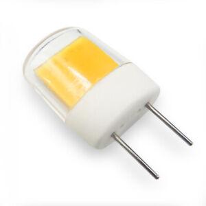 10pcs G8 G8.5 LED Bulb Flat COB 1511 Ceramics Lamp 110V Replace Halogen Light H