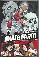Skate Farm 2 TPB IDW 2009 NM