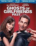 Brand New!  Ghosts of Girlfriends Past (Blu-ray Disc, 2009) with digital code