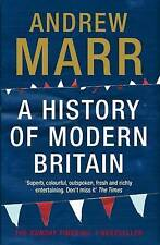 A History of Modern Britain, Andrew Marr, Very Good condition, Book