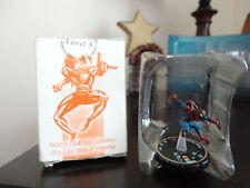 Marvel Heroclix Ultimates 2004 Limited Edition Spiderman Level 5 MIB Free Ship