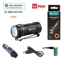 Olight S1 Mini HCRI USB Rechargeable 450 Lumen EDC Pocket Torch/light