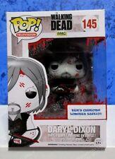 Walking Dead Funko Teks Custom Daryl Dixon Bloody OOAK Vinyl Figure 145 Reedus B