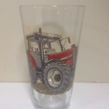MASSEY FERGUSON  6170  TRACTOR 1pt TOUGHENED GLASS