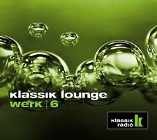 Klassik Lounge Werk 6 DJ Jondal 2CDs 2008 Nighthawks Blank & Jones
