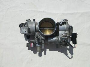 Jaguar 99-03 XJ8 XK8 4.0L Throttle Body Assembly with Sensors XW93-9E926-AE JP