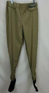 Hodgman Wadelite Breathable Waders Pants Size Small Fly Fishing Stockingfoot