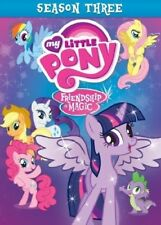 My Little Pony Friendship Is Magic: Season 3 [New DVD] 2 Pack, Widescreen