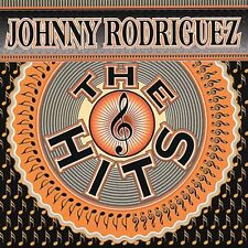 Hits - Johnny Rodriguez (1997, CD NIEUW)