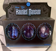 Disney Parks Haunted Mansion Hitchhiking Ghosts Action Figure 3-Pack Super 7